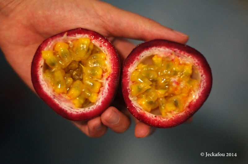vegetarian - passion fruit lover